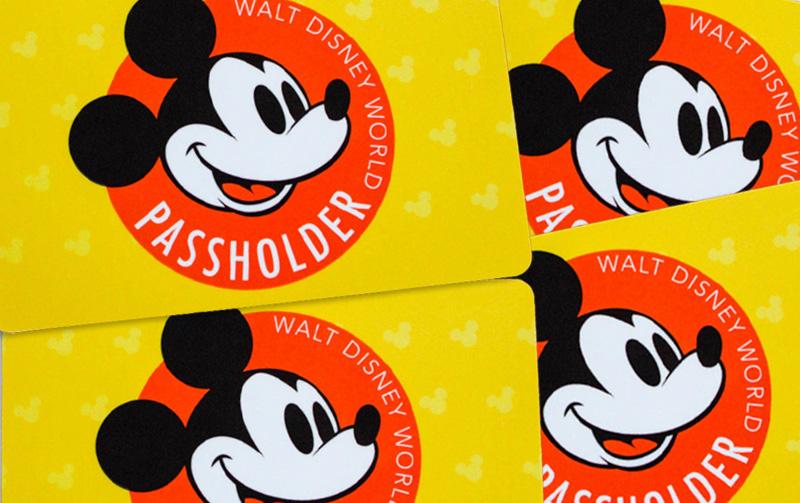 Disney Annual Passholder