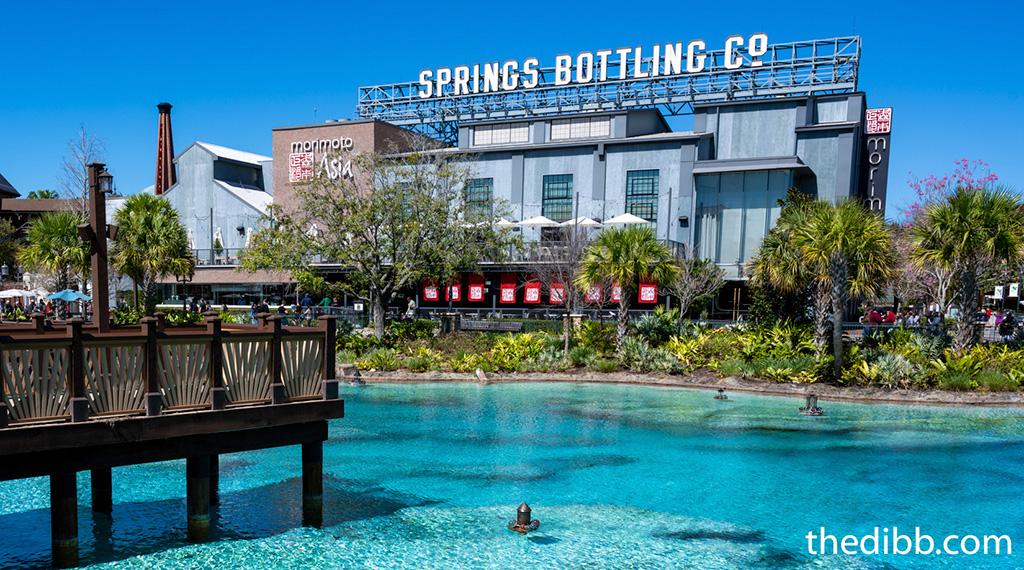 disney springs bottling co