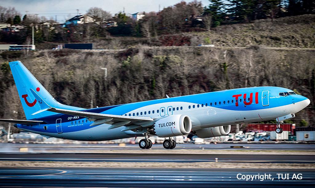 Tui Aircraft