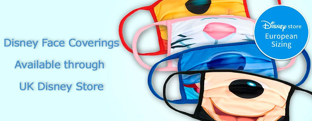 Disney Face Coverings UK
