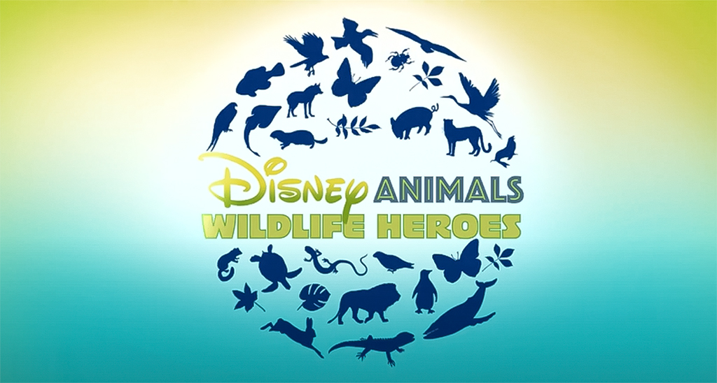 Disney Animal Wildlife Heroes