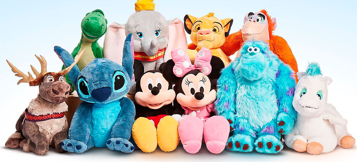 Disney Large Toy Sale